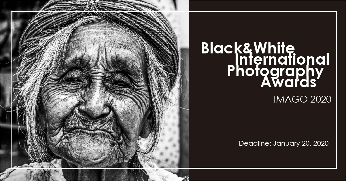 Black and white photography awards IMAGO 2020