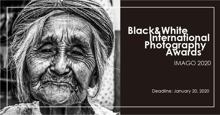 Black&White International Photography Awards - IMAGO 2020