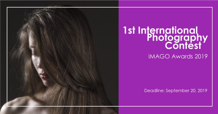 1st International Photography Contest - IMAGO Awards 2019